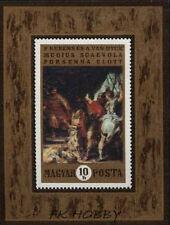 Hungary 1970 Mi BL 74 ** Painting Gemälde Peinture Malarstwo Rubens