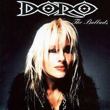 Doro - The Ballads (CD, 1998, Mercury Records GmbH, Germany) RARE