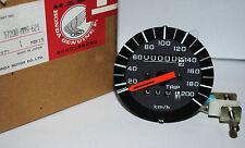 compteur HONDA XL 600 V TRANSALP de 1987/1988 37200-MM9-621 neuf