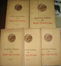 More details for selected works of mao tse-tung