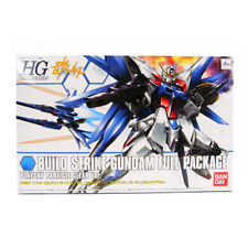 HGBF Build Strike Gundam Full Package Model Kit Limited Plavsky Particle Clear