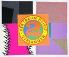 "5 VTG 16.5""x16.5"" POP ART prints Nicholas Krushenick, Robert Indiana, Josef Levi"