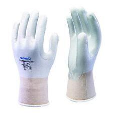 SHOWA 370 Montage Griff Nitril Handfläche weiße handschuhe 8/L - 1 Paar