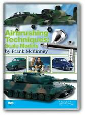 Airbrushing Techniques: Scale Models - DVD