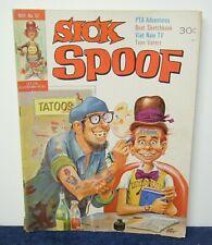 Sick Spoof - Vol 7 No. 4 - May 1967 No. 52