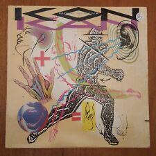 Kon Kan mover mover álbum LP vinyl record Atlántico 81984 Ex. COND
