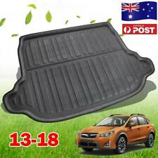 Tailored Boot Cargo Liner Tray Trunk Mat For Subaru Forester S4 SJ 2013-2018