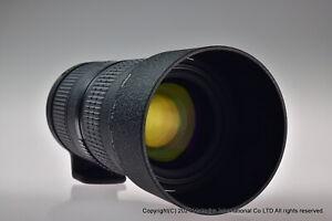 NIKON AF MICRO NIKKOR ED 70-180mm f/4.5-5.6D Excellent
