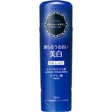 """2017.NEW!! JAPAN ☀Shiseido☀ AQUALABEL White up Emulsion R """"Moist type"""" 130ml"""