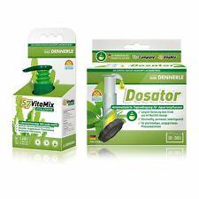 Dennerle Dosator + S7 Vitamix 50 ml Düngeautomat f. Aquarienpflanzen Aquarium