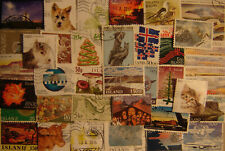 Iceland 210 Different Used