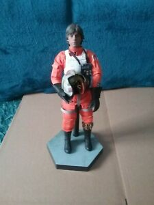 Star Wars Sideshow Luke Skywalker X Wing Pilot