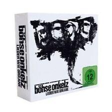"""BÖHSE ONKELZ """"LIEDER WIE ORKANE"""" 4 CD + DVD NEUF"""