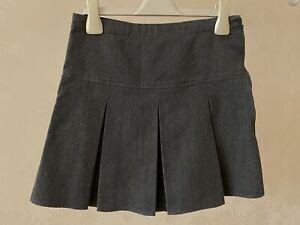 Next Grey School Skirt Age 9 Years