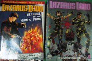 Lazarus Ledd sequenza completa da 48 a 75 - Star Comics [PAO]