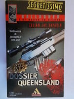 Dossier QueenslandSavarin Julian Mondadorisegretissimo1313 gallagher thriller