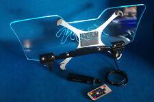 MX 5 Miata ND wind defender windscreen blocker deflector illuminated light up