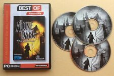 Jeu PC ALONE IN THE DARK The New Nightmare