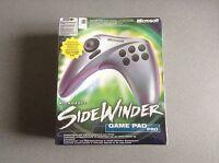 PC Manette MICROSOFT WINDOWS SideWinder GamePad Pro USB Compatible = NEUF