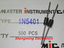 100PCS 1N5401 IN5401 DO-41 3A 100V Rectifier diode