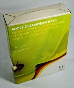 Adobe Dreamweaver CS3 - Full Education Windows Version 2007 Design, Develop