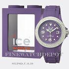 Authentic Ice Sili Purple Stone Unisex Watch ST.PSD.U.S.10