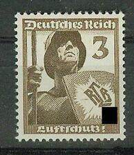 Deutsches Reich Briefmarken 1937 Luftschutz Mi.Nr.643 ** postfrisch