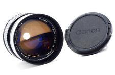 Canon FD 135mm 2.8 - 1979 - EXCELLENT!