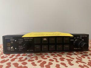 Bendix King Audio Panel