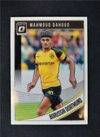 2018-19 Donruss Soccer Optic Base #68 Mahmoud Dahoud - Borussia Dortmund