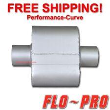 Single Chamber Performance Exhaust Race Muffler Flo Pro Super V 3 V430109