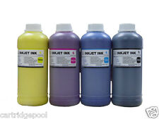 4x500ml water-base Coat Pigment inkjet ink for any textile fabric printing