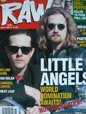 April Weekly Raw Music, Dance & Theatre Magazines in English