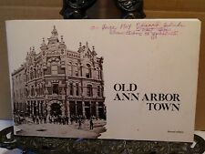 Old Ann Arbor Town Lower Downtown State Street University of Michigan H Proctor