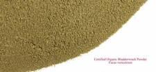 Bladderwrack Powder Kelp Certified Organic 200g (Fucus vesiculosus) Free Post