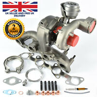 Turbocharger 724930 for Audi A3, Volkswagen Passat, Golf, Seat, Skoda - 2.0 TDI.