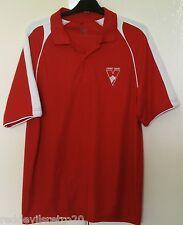 Sydney Swans Official AFL Austrailian Rules Football Polo Shirt (Adult Medium)