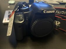 Canon 2756B003 Eos 12.2Mp Digital Slr Camera - Black