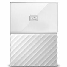 Wd My Passport 4tb/to Western digital blanco