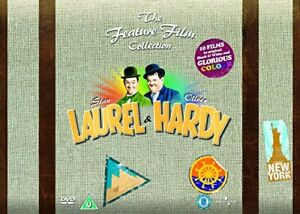Laurel and Hardy - The Feature Film Collection [DVD] [1926][Region 2]