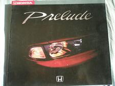 Honda range brochure c1995 German text prestige