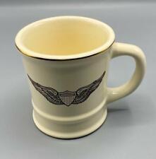 New listing Vintage Us Army Aviator Mug A & J Mug Shop Pensacola Fl Aviation