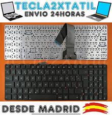 TECLADO PARA PORTATIL ASUS A55V MB VER. K55VD EN ESPAÑOL SIN MARCO NEGRO