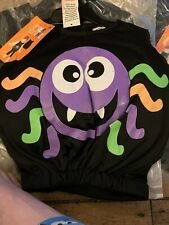 Baby Halloween Costume Spider 3-6 Months Fun Dress Up Outfit