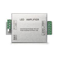 Signal Verstaerker Amplifier Repeater DC 12V fuer RGB LED Strips Streifen GY