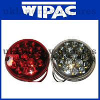 LAND ROVER DEFENDER WIPAC LED FOG & REVERSE LIGHT / LAMP UPGRADE KIT SET WIPAC