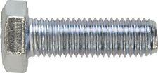 UNF SET SCREWS HIGH TENSILE ZINC PLATED STEEL 3/16 1/4 5/16 3/8 7/16 1/2 5/8