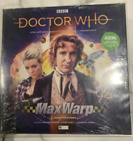 Doctor Who Max Warp Vinyl LP Asda Exclusive - Limited Editon Of 2000