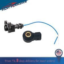Engine Ignition Knock Detonation Sensor w/ Wiring 2206030P00 for Nissan V6 3.0L