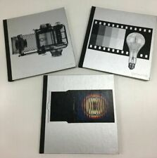 Life Library of Photography, 3 Vols- The Camera, Light & Film, Color, 1972-73